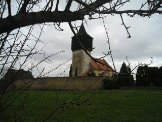 Kostel sv. Martina, Kozojedy