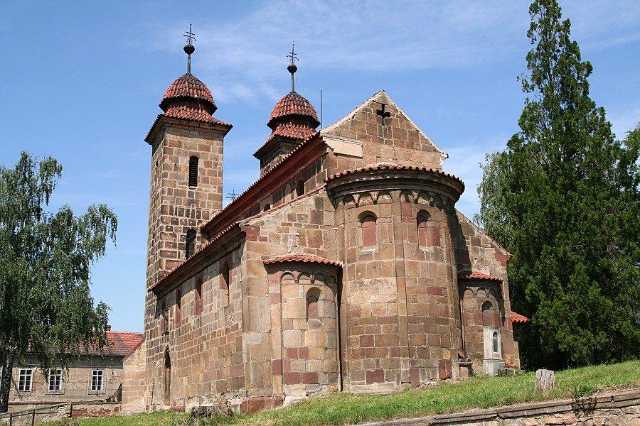 Bazilika Panny Marie v Tismic�ch